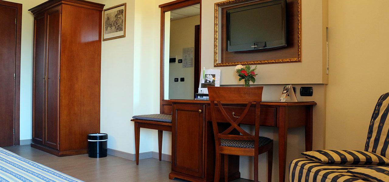 Camera Deluxe Hotel Gardenia Torino