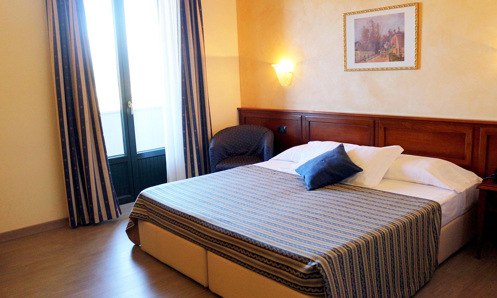 Camere Hotel Gardenia vicino a Torino