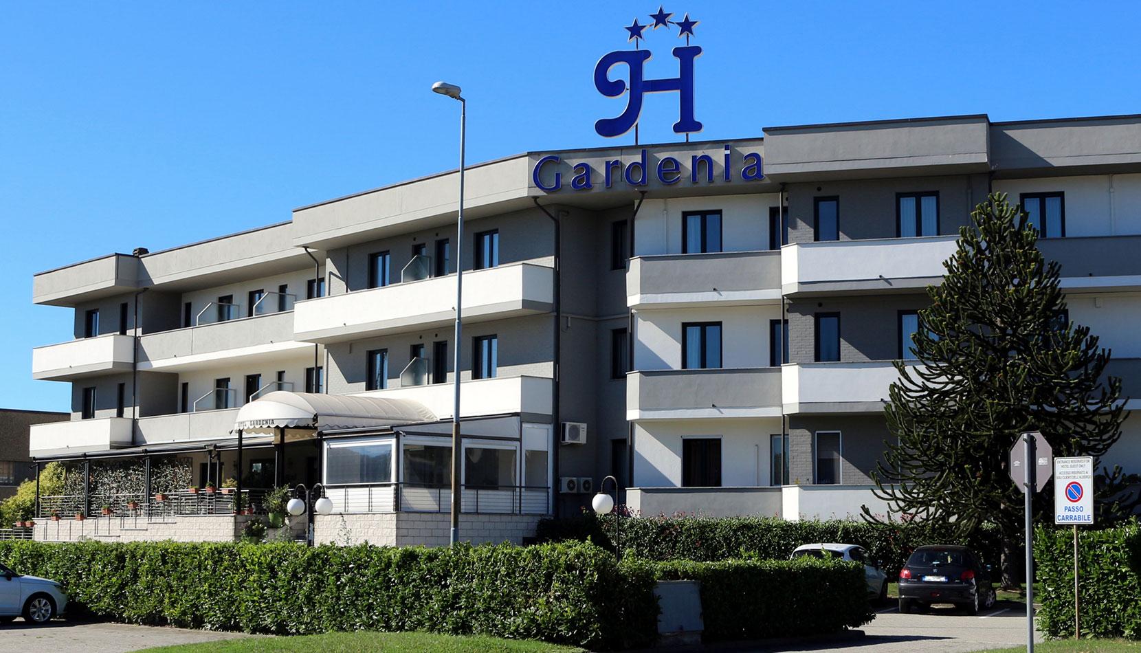 Hotel Gardenia 3 stelle Romano Canavese