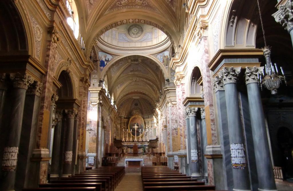 I luoghi religiosi del Canavese