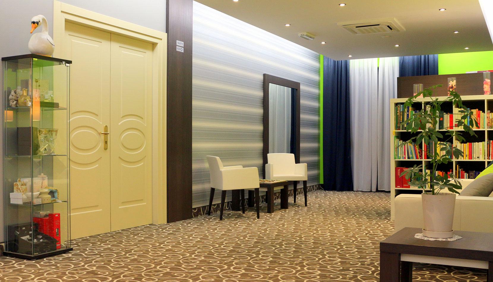 reception hotel 3 stelle Piemonte