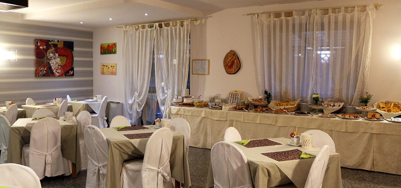 ristorante hotel Gardenia