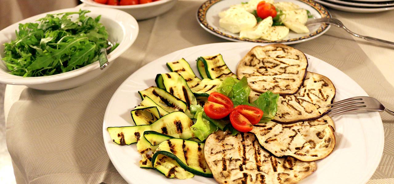 ristorante per vegan vegetariani