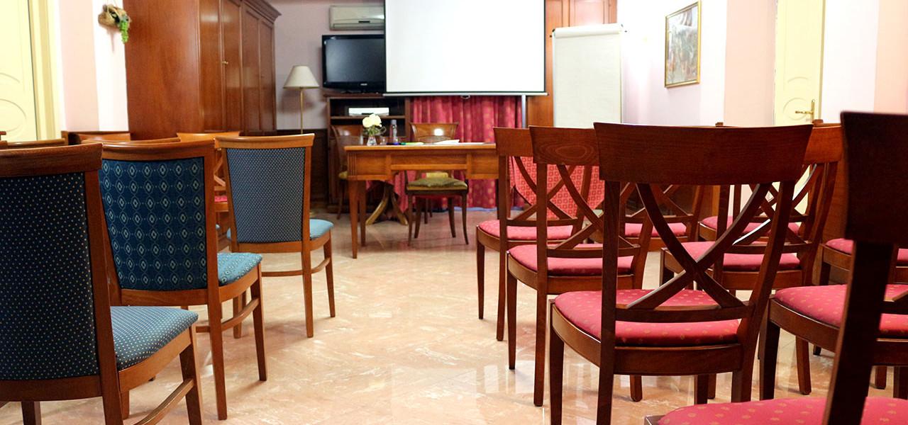 sala riunioni hotel