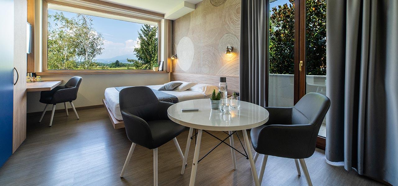 camere-hotel-gardenia-romano-canavese-torino